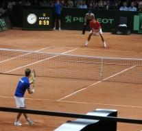 Coupe Davis : la Suisse bat la France en finale