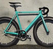 La mode du fixie (vélo à pignon fixe)