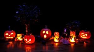 Décorations d'Halloween