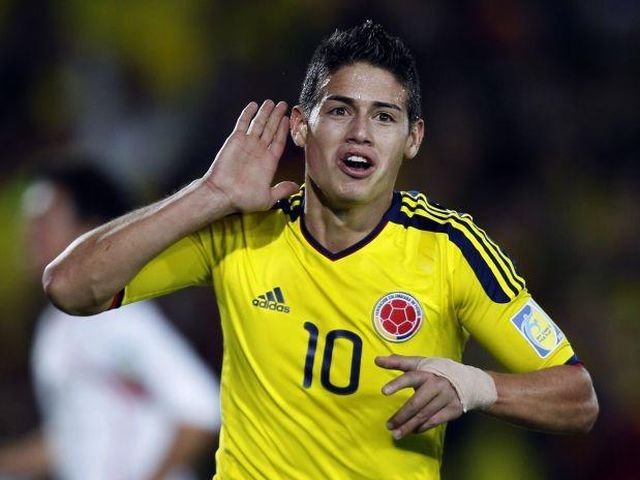 James Rodriguez, transféré au Real Madrid