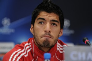 Photo de Luis Suarez