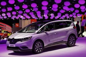 Nouvel Espace de Renault