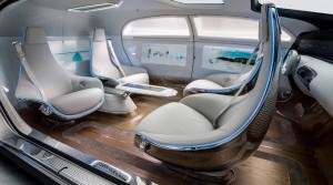 Concept car Mercedes F015