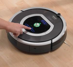 Maison quip e un robot pour les t ches m nag res h - Quelle puissance pour un aspirateur ...