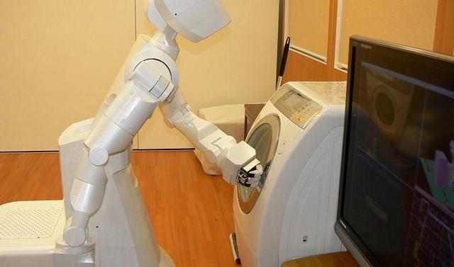 Maison équipée : un robot pour les tâches ménagères