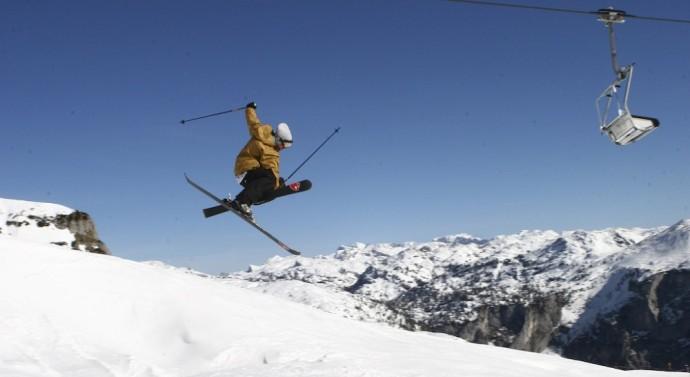 Jules Maréchal : la future star du ski freestyle