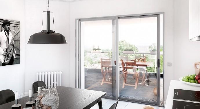 Personnaliser les systèmes d'ouverture d'un domicile avec des fenêtres sur-mesure