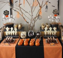 Trois idées de décor pour Halloween