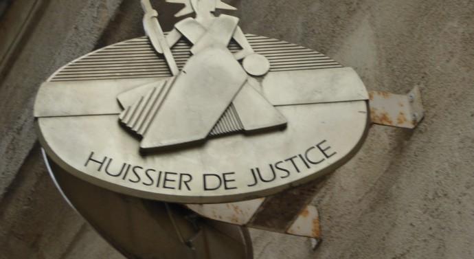 Faire appel à un huissier de justice
