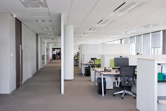 Améliorez l'espace de travail de vos employés