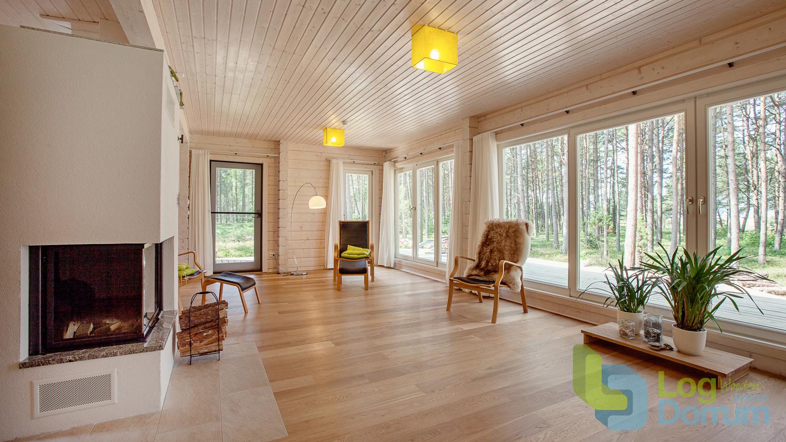 Decoration Interieure Bois : Pensez à rénover votre toiture pour avoir plus de confort