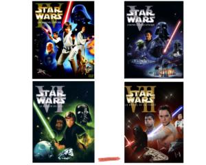4 films star wars à regarder dans l'ordre
