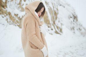 veste polaire pour femme