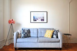 accessoiriser son canapé avec des coussins