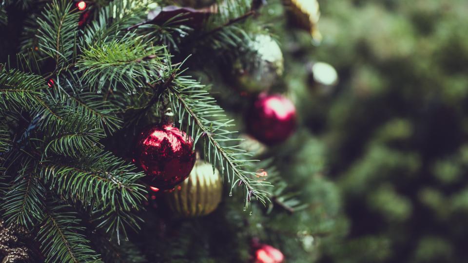 Boule de sapin de Noël