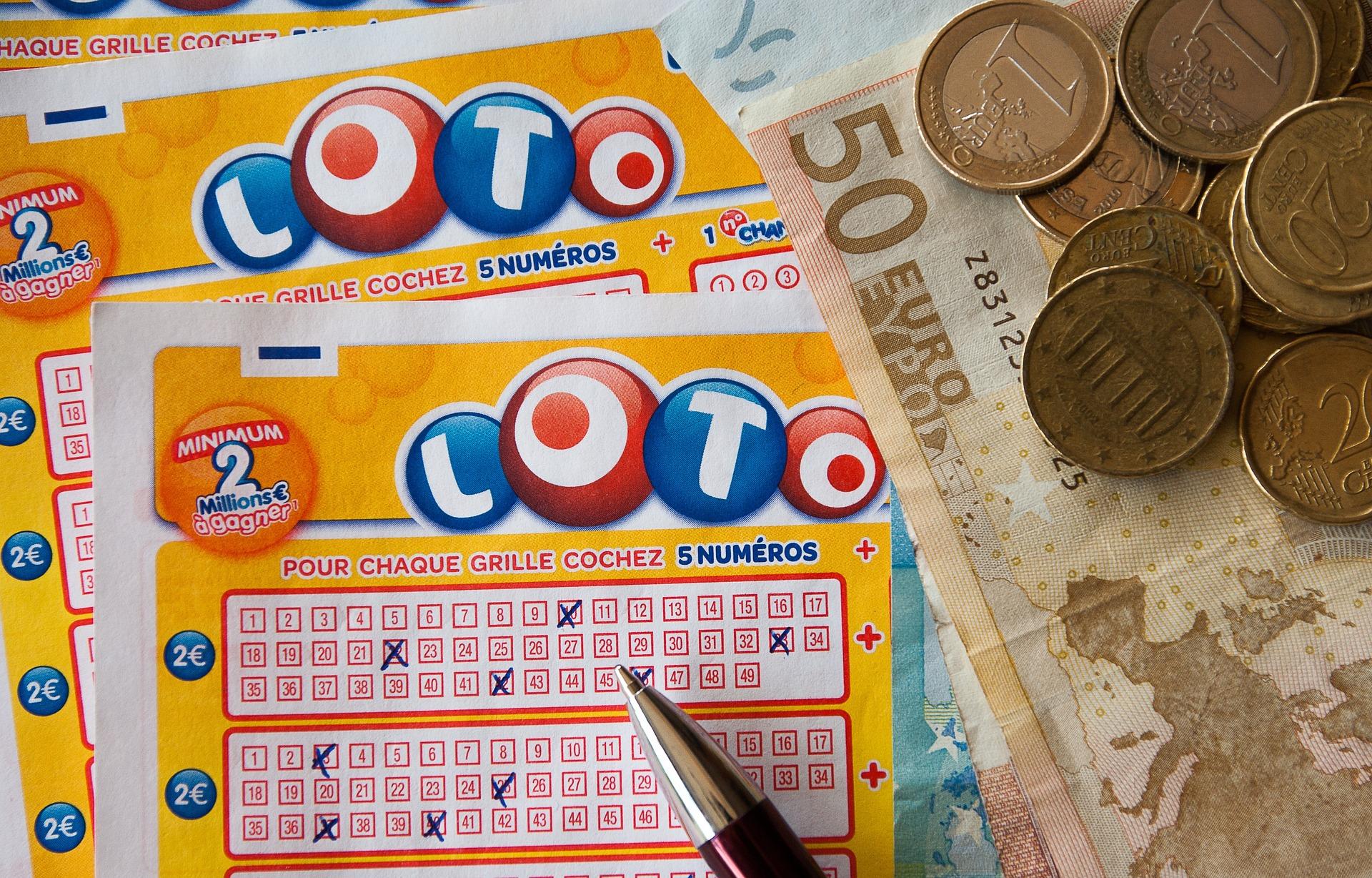 ticket de loto