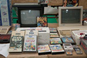 Consoles et jeux rétro
