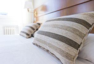 oreillers de lit