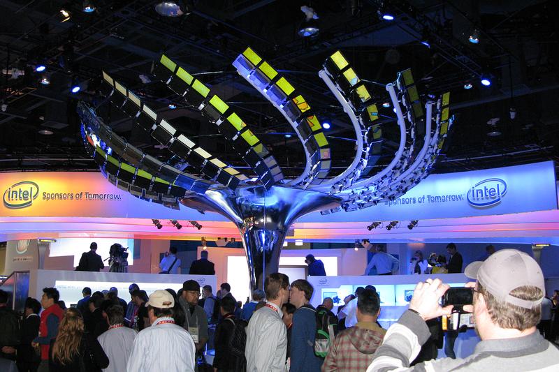 Le Consumer Electronics Show de Las Vegas