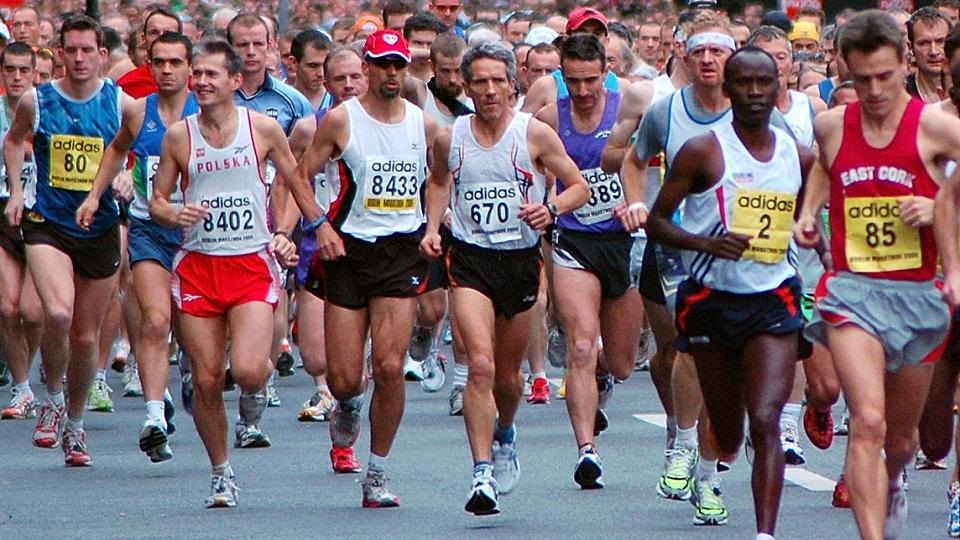 marathon de Paris coureurs