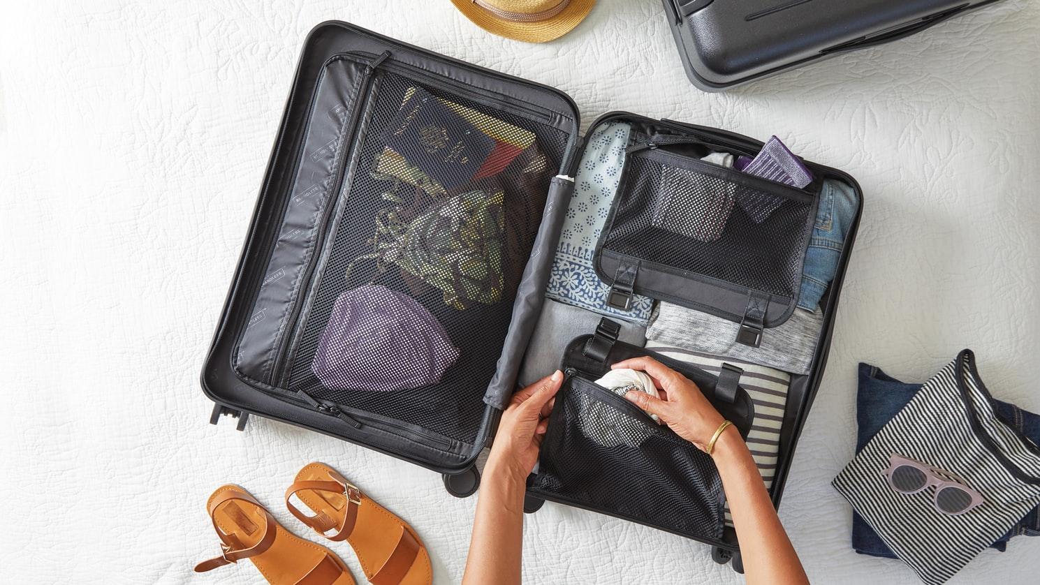 valise croisiere